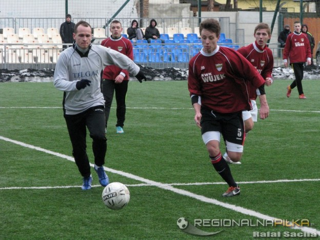 Podlesianka vs Rozwój II Katowice 3:0 - sparing
