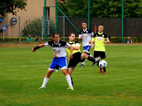 Paweł Koźniewski - Podlesianka vs Gwarek Ornontowice - 0:1