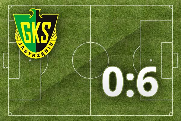 Podlesianka vs GKS Jastrzębie - 0:6