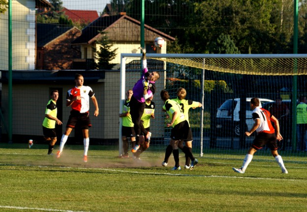 Krystian Majerczyk - Podlesianka vs GTS Bojszowy - 0:2